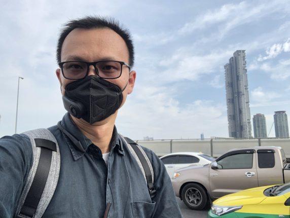 รีวิว Xiaomi Purely Anti-pollution Mask N95 v2 6