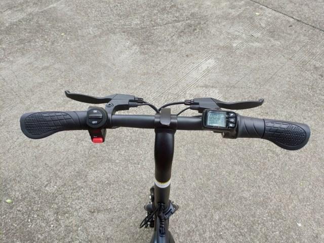 ภาพของแฮนด์จักรยาน DYU D2F