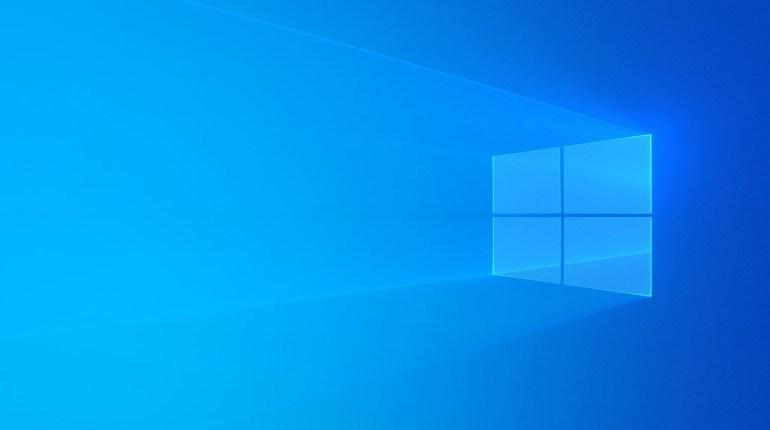 แบ็กกราวด์หน้าจอ Windows 10