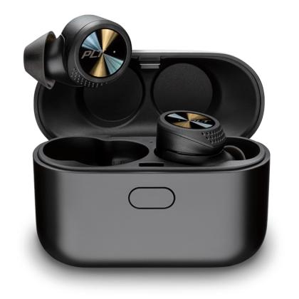 หูฟังไร้สายแบบ True wireless ยี่ห้อ Plantronics รุ่น BackBeat Pro 5100 พร้อม Charging case