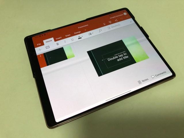 ความร่วมมือระหว่าง Samsung กับ Microsoft ทำให้ประสบการณ์ในการใช้งาน Microsoft Office 365 บน z