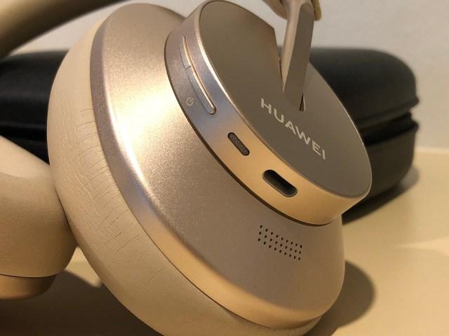 หูฟังด้านขวาของ Huawei FreeBuds Studio