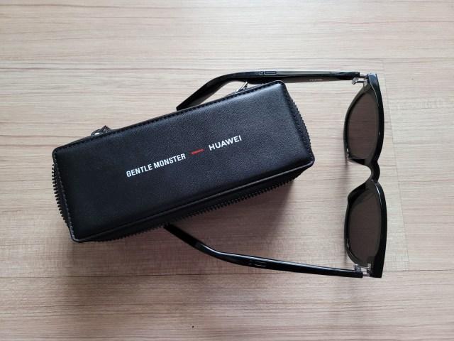 แว่น Huawei x Gentle Monster Eyewear II และกล่องใส่