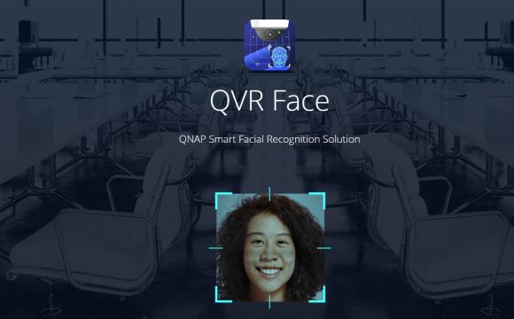 ภาพกราฟิกชื่อ QVR Face