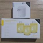 กล่องใส่เครื่องจ่ายโฟมล้างมืออัตโนมัติ Simpleway Automatic Soap Dispenser และขวดโฟมล้างมือ
