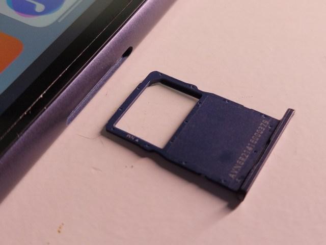 ถาดใส่ NM memory card ของ HUAWEI MatePad Pro 10.8-inch