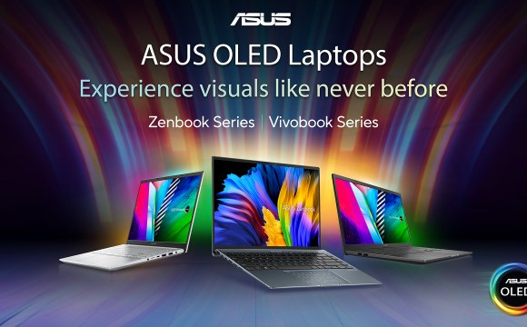 ASUS OLED Laptops