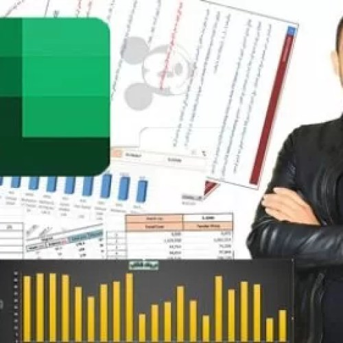 Microsoft Excel 2019 – كورس اكسيل من البدايه حتي الاحتراف