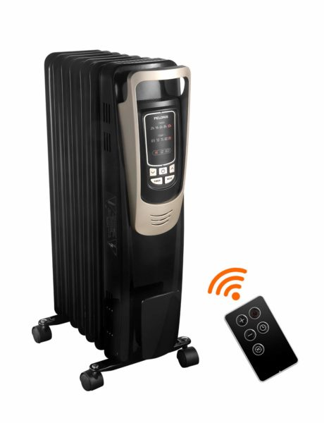 Pelonis-2019-Oil-Filled-Radiator-Heater-Luxurious-Champaign-Portable-Space-Heater