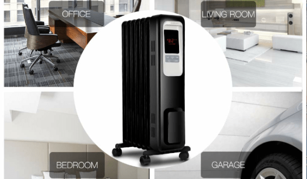 Best Oil Filled Heaters For Large Rooms