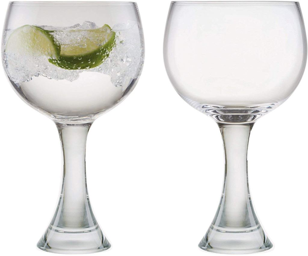 best glass for gin and tonic