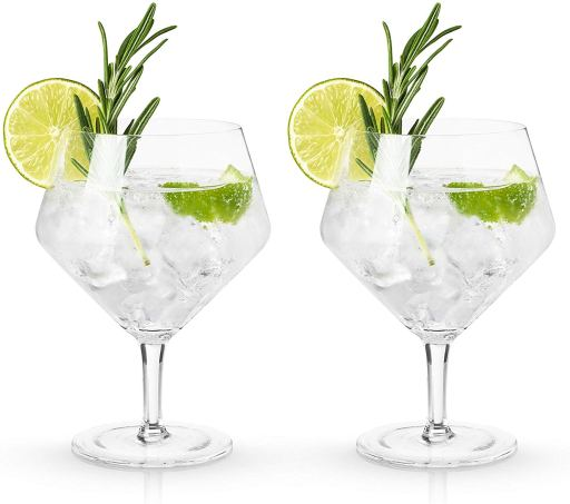 best glasses for gin and tonic