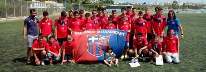 2 ποδοσφαιριστές του Πανιωνίου Μεγαλόπολης υπέγραψαν σε Ολυμπιακό και Ατρόμητο