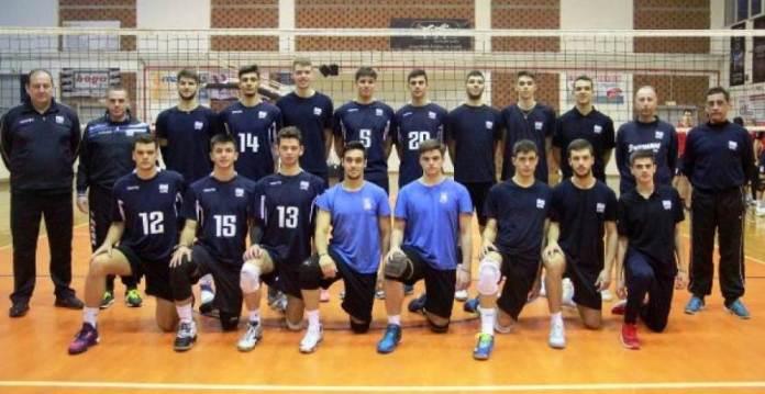 Volleyball European Championship: Η Εθνική παίδων σε Live Streaming από το Άργος