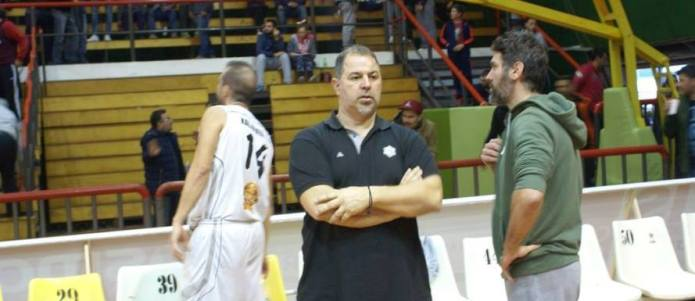 Ο Αντώνης Κούτρης προπονητής στην ΚαλαμάταBC