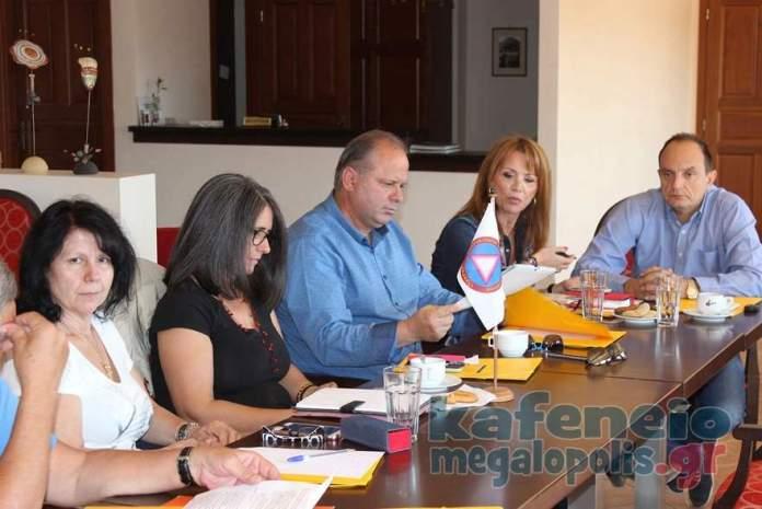 Η 1η συνεδρίαση της Περιφερειακής Ένωσης Τριτέκνων Πελοποννήσου στην Καρύταινα (video-photo)