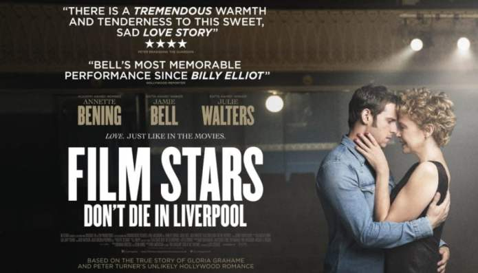 Δημοτικός Κινηματογράφος Μεγαλόπολης: Φερδινάνδος – Τα Αστέρια δεν Πεθαίνουν στο Λίβερπουλ