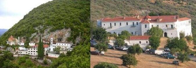 Τουρ.Γραφείο Ζώταλη: Επισκέψεις στην Ιερές Μονές Αμπελακίου και Βουλκάνου