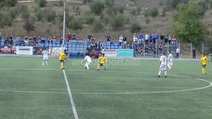 ΑΕΚ Τρίπολης – Δόξα Μεγαλόπολης 1-0 (vid)