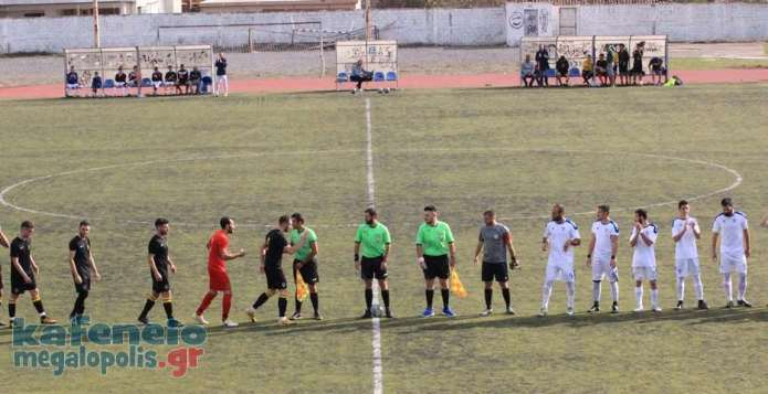 Δόξα Μεγαλόπολης – Πανθυρεατικός 2-0 (Video-Photo)