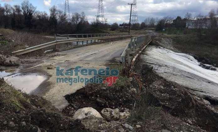 Κλειστός ο δρόμος προς Θωκνία-Καρυές-Καστανοχώρι χωρίς καμία ειδοποίηση