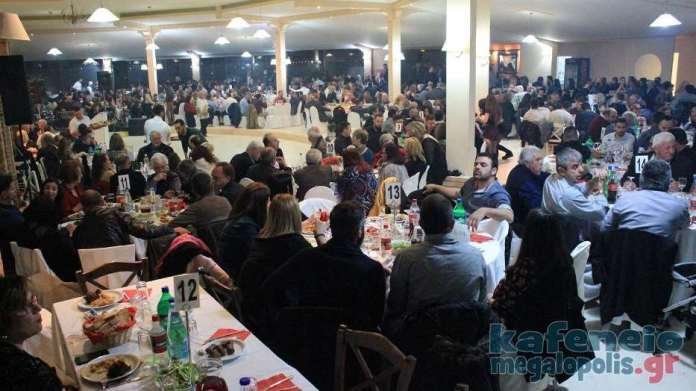 Η εκδήλωση του Κυνηγετικού Συλλόγου Μεγαλόπολης και τα αποτελέσματα της λαχειοφόρου (video-photo)