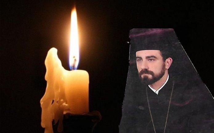 Μνημόσυνο Ιερώνυμου Μπάκα στην μονή Κολοκοτρώνη στην Εκκλησούλα