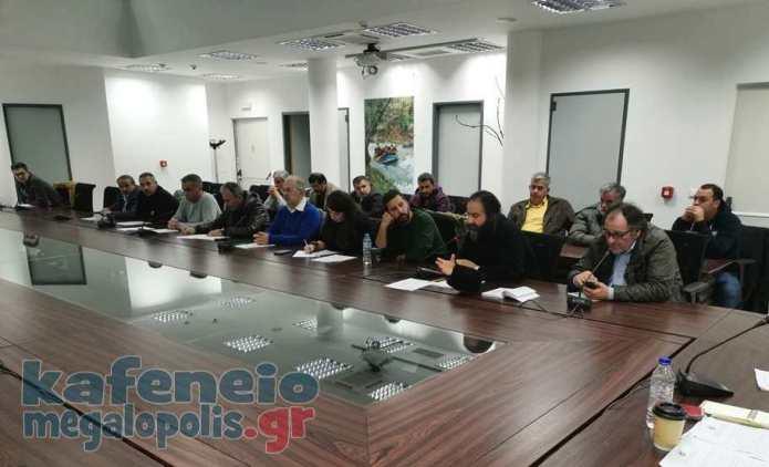 Συνεδρίαση της επιτροπής διαβούλευσης Δήμου Μεγαλόπολης για τον προϋπολογισμό του 2020 την Τετάρτη 22 Ιανουαρίου