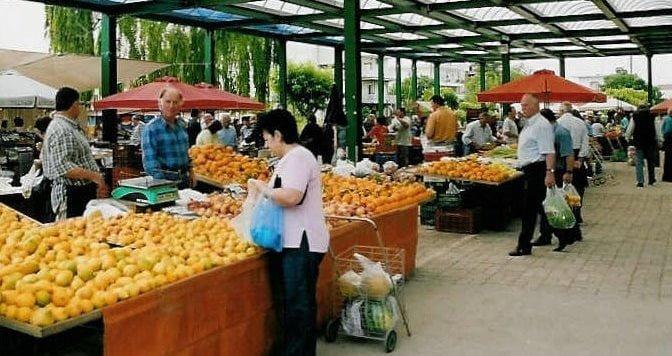 Αλλαγή ημέρας για τη λαϊκή αγορά στη Μεγαλόπολη