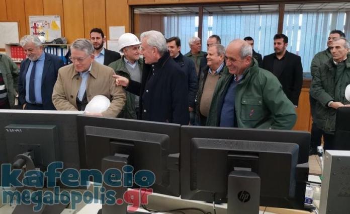 Επίσκεψη Θωμά στην Μεγαλόπολη: Ο υφυπουργός προσπάθησε αλλά δεν έπεισε κανέναν! (video-photo)