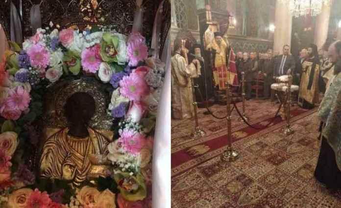 Ο εορτασμός του Αγίου Τρύφωνα στη Βυτίνα (photo)