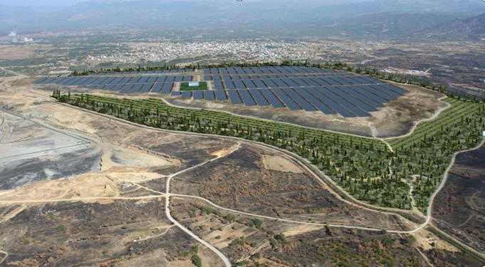 Υπογράφεται η σύμβαση ΔΕΗΑΝ-Τέρνα για το έργο φωτοβολταϊκών σταθμών στις «Μεγάλες Λάκκες» Μεγαλόπολης
