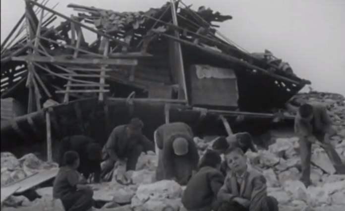 56 χρόνια από τον καταστροφικό σεισμό του 1965 στην Μεγαλόπολη (video)