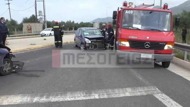 Θανατηφόρο τροχαίο στο δρόμο Καλαμάτας – Τρίπολης: Τραυματισμένος ο διοικητής του Νοσοκομείου Καλαμάτας (video)