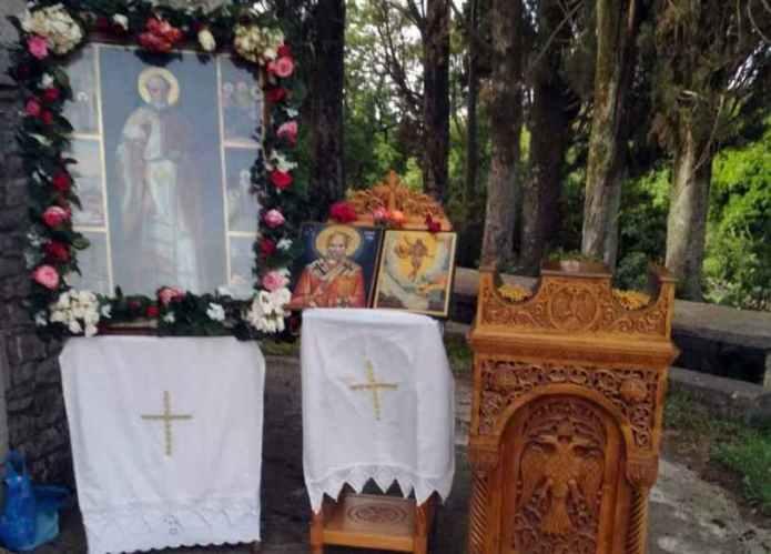 Ο εορτασμός του Αγίου Νικολάου στο Ίσαρη
