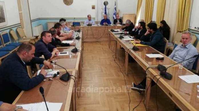 Νίκας στην επιτροπή λιγνιτόσημου: Βασική προϋπόθεση για να πάει μπροστά η Μεγαλόπολη είναι η ενότητα (video-photo)