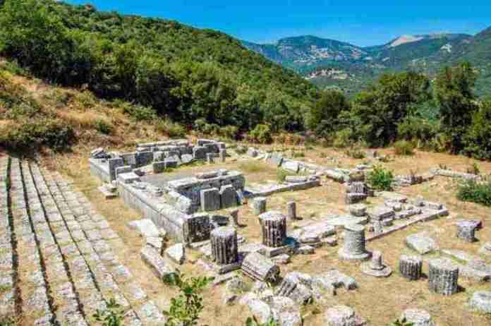 Ο Αρχαιολογικός Χώρος της Λυκόσουρας θα ανοίξει για την Αυγουστιάτικη πανσέληνο την Δευτέρα 3 Αυγούστου