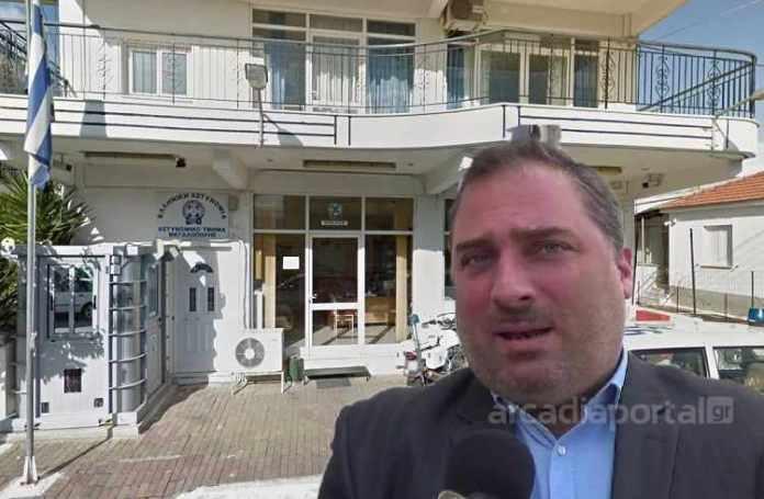 «Αφαίμαξη» του Αστυνομικού Τμήματος Μεγαλόπολης – Φεύγουν πέντε αστυνομικοί για Μεσσηνία (video)