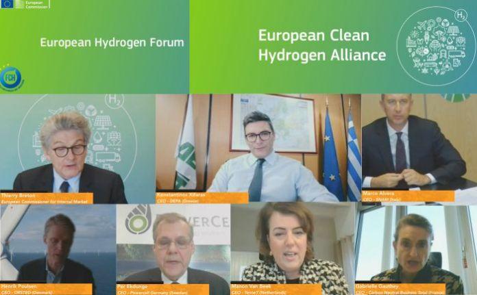 Πως θα καλύπτονται οι ανάγκες της Δυτικής Μακεδονίας σε τηλεθέρμανση με υδρογόνο – Το παράδειγμα του έργου White Dragon