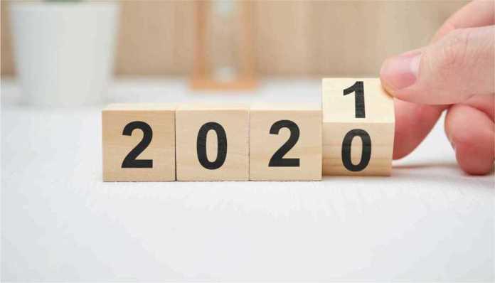 Καλή χρονιά, με ελπίδα και ευχές για ένα καλύτερο μέλλον