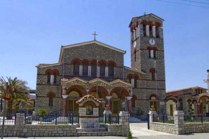 Ανακοίνωση εκ του Μητροπολιτικού Ιερού Ναού Αγίου Νικολάου Μεγαλόπολης για το Ψυχοσάββατο