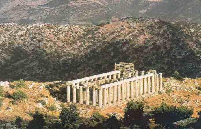 Ανάπτυξη αιολικού σταθμού στην περιοχή του Επικούριου Απόλλωνα;