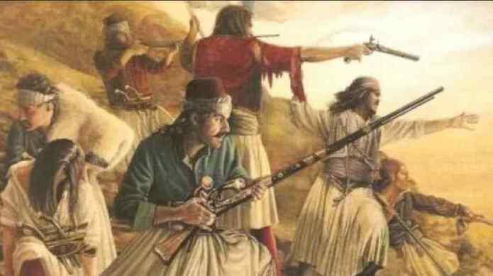 Η πρώτη μάχη της επανάστασης του 1821 στα στενά του Αγίου Αθανασίου της Καρύταινας