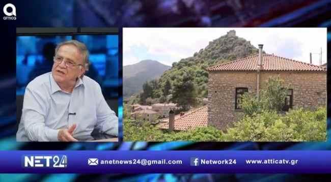Παρέμβαση του Γεωργίου Αδαμόπουλου για το μπλοκάρισμα της έκθεσης για τα 200 χρόνια από την Επανάσταση του 1821 στην Καρύταινα