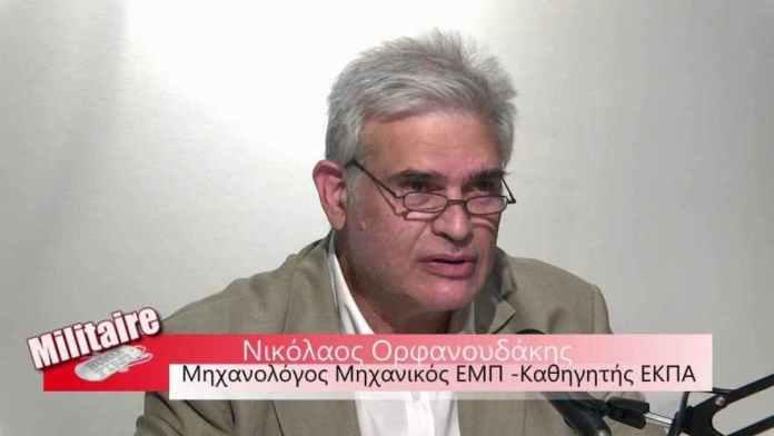 """Καθ. Νίκος Ορφανουδάκης: Η """"βίαιη απολιγνιτοποίηση"""" θα μας κοστίσει 9 δις (video)"""