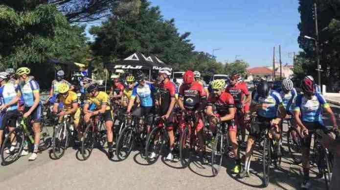 Διεξαγωγή πρωταθλήματος ποδηλασίας Πελοποννήσου-Δυτ.Ελλάδας στην Μεγαλόπολη στις 17-18 Ιουλίου