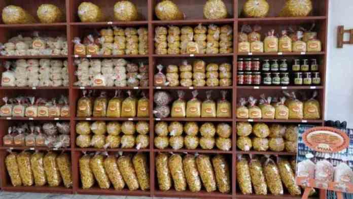 Διακρίσεις για το εργαστήριο παραγωγής παραδοσιακών ζυμαρικών Ψύλλα στην Μεγαλόπολη