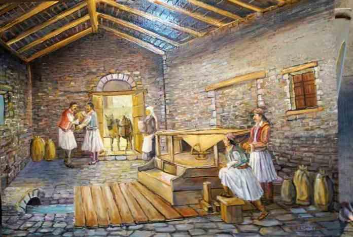 Έκθεση ζωγραφικής του Σωτήρη Τζαμουράνη στο Λεοντάρι το Σάββατο 21 Αυγούστου