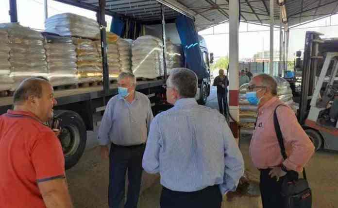 Δήμος Μεγαλόπολης: Ξεκίνησε η διάθεση ζωοτροφών προς τους κτηνοτρόφους του Δήμου που επλήγησαν από τις πρόσφατες πυρκαγιές