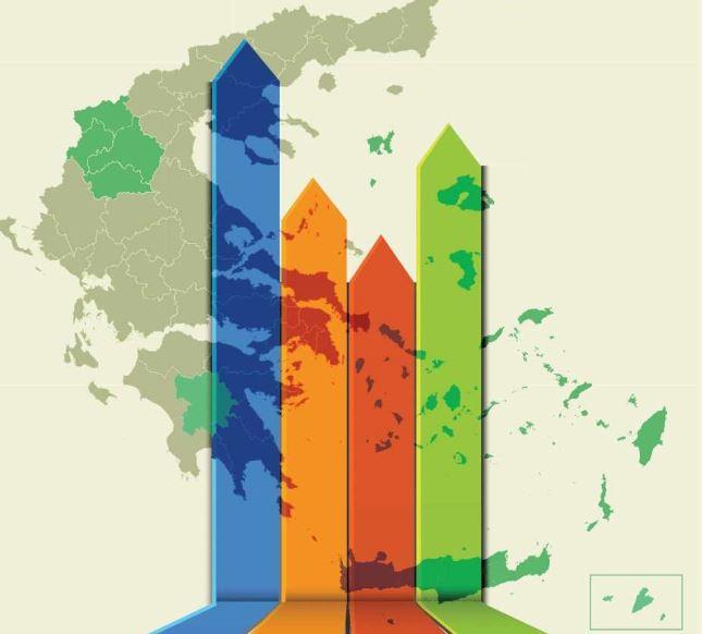Η εικόνα που δείχνει τα νέα δεδομένα στο Σχέδιο Δίκαιης Αναπτυξιακής Μετάβασης – Αντί για την Μεγαλόπολη , ολόκληρη η κεντρική Πελοπόννησος